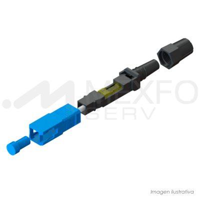 Conector Mecánico Fibra Óptica